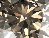 Facet-diamant-hintergrund — Stockfoto