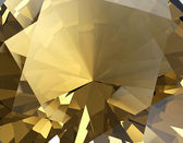 Facet Diamond  Background — Stockfoto