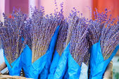 Bunches of lavender flowers — Stock Photo