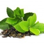 Tea leaves — Stock Photo #13567120