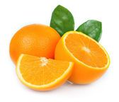 Sweet orange fruit — Stok fotoğraf