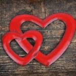 Two hearts — Stock Photo #13747664