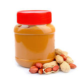Peanut butter — Stock Photo