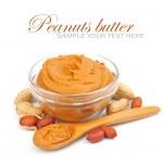 Creamy peanut butter — Stock Photo #15348567