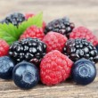 Stock Photo: Mix of fresh berry