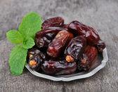 Dates fruits — Stock Photo
