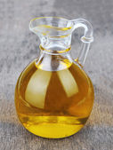 Öl flasche — Stockfoto