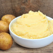 Mashed potatoes potato — Stock Photo #23456632