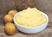 Puré de patata — Foto de Stock
