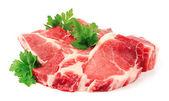 Rå kött — Stockfoto