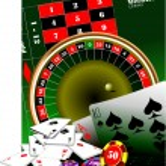 Casino elements. Vector illustration — Stock Vector #12527148