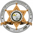 Royalty-Free Stock Vector Image: Sheriff`s badge