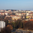 Historical residential district in Prague — Stock Photo #13645032
