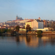 图库照片: View of Prague