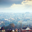 Morning view of Prague — Stockfoto