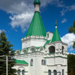 Cathedral of the Archangel Michael in Nizhny Novgorod - Stock Photo
