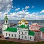 Church of the Nativity John the Baptist at Nizhny Novgorod — Stock Photo #13645203