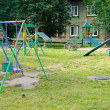 Playground area — Stock Photo