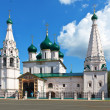Church of Elijah the Prophet at Yaroslavl   — Stock Photo