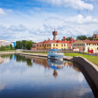 Ivanovo in summer. Russia — Stock Photo