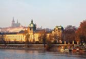 プラハの眺め — ストック写真
