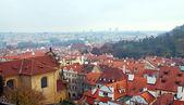 Day view of Prague — Stock Photo