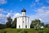 Church of Intercession on River Nerl — Стоковое фото