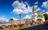 History district of Nizhny Novgorod. Russia — Stock Photo