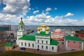 Church of the Nativity John the Baptist at Nizhny Novgorod — Stock Photo