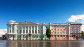 Staatliche medizinische akademie. nischni nowgorod — Stockfoto