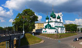 Church of Our Saviour on the Town in Yaroslavl — Foto Stock