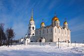 Dormition Cathedral in Vladimir — Foto Stock
