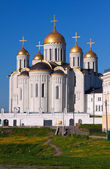 Assumption cathedral at Vladimir i — Stock Photo