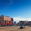 View of Nizhny Novgorod - Revolution Square — Stock Photo #13654976