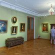 Interior of Art Museum in Yaroslavl. Russia — Stock Photo #13654991