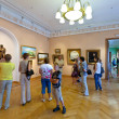 Stock Photo: Interior of Art Museum in Yaroslavl