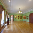 Interior of Art Museum in Yaroslavl. Russia — Stock Photo #13655002