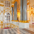 Interior of Winter Palace (State Hermitage). Saint Petersburg - Stock Photo