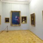 Interior of State Hermitage. Saint Petersburg — Stock Photo