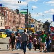 Nevsky Prospect in Saint Petersburg — Stock Photo #13655101