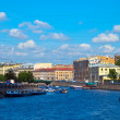 Stock Photo: View of St. Petersburg. FontankRiver in sunny day