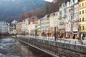 View of Karlovy Vary. Czech Republic — Stock Photo