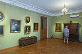 Interior of Art Museum in Yaroslavl. Russia — Stock Photo