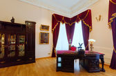 Interior of The Governor's house in Yaroslavl. Russia — Stock Photo