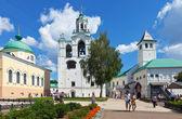 преображенский монастырь в ярославле — Стоковое фото