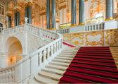 Interior of Winter Palace — Stock Photo