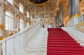 Interior of Winter Palace (State Hermitage) — Foto de Stock