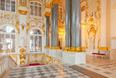 Interior of Winter Palace (State Hermitage). Saint Petersburg — Foto de Stock