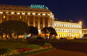 Hotel Astoria in Saint Petersburg. Russia — Stock Photo