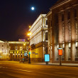 View of St. Petersburg in night — Stockfoto #15259709